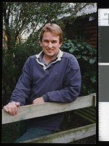 Image of Federated Farmers President Malcolm Bailey - Timaru Herald Photographs, Personalities Collection