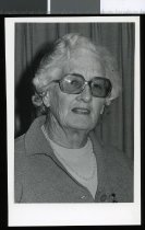 Image of M Baker, Geraldine Historical Society - Timaru Herald Photographs, Personalities Collection