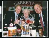 Image of Celebrating 25 years of Barkers Fruit Processers - Timaru Herald Photographs, Personalities Collection