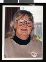 Image of Mary Barnes - Timaru Herald Photographs, Personalities Collection