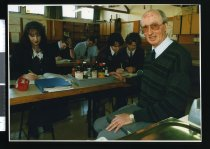 Image of Father Mark Beban - Timaru Herald Photographs, Personalities Collection
