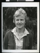 Image of Ann Bell - Timaru Herald Photographs, Personalities Collection