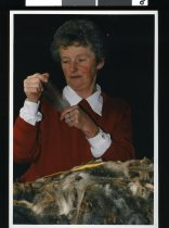 Image of Christine Bell - Timaru Herald Photographs, Personalities Collection