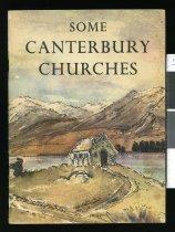 Image of Some Canterbury churches - Warren, Doreen