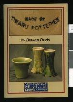 Image of Made by Timaru Potteries - Davis, Davina