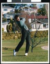 Image of Golfer Adam Bisschops - Timaru Herald Photographs, Personalities Collection