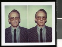 Image of Malcolm Black - Timaru Herald Photographs, Personalities Collection