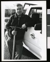 Image of Bob Blick - Timaru Herald Photographs, Personalities Collection