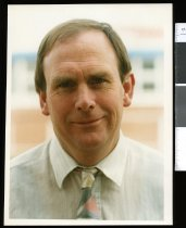 Image of Murray Blogg - Timaru Herald Photographs, Personalities Collection