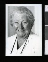 Image of Muriel Bloxham - Timaru Herald Photographs, Personalities Collection