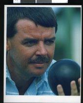 Image of Pat Bonham - Timaru Herald Photographs, Personalities Collection