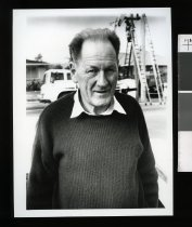 Image of Phil Boswell - Timaru Herald Photographs, Personalities Collection