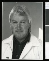 Image of Jim Bower - Timaru Herald Photographs, Personalities Collection