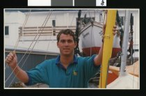 Image of Gavin Brady, yachtsman - Timaru Herald Photographs, Personalities Collection