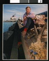 Image of John Brady, yachtsman - Timaru Herald Photographs, Personalities Collection