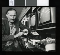Image of Alan Brehaut - Timaru Herald Photographs, Personalities Collection