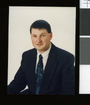 Image of Chris Brien - Timaru Herald Photographs, Personalities Collection