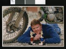 Image of Edan Brookland - Timaru Herald Photographs, Personalities Collection