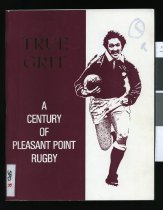 Image of True grit : a century of Pleasant Point rugby - Broughton, T C