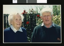 Image of Margaret and John Brown - Timaru Herald Photographs, Personalities Collection