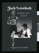 Image of Jack Lovelock : athlete and doctor - Woodfield, Graeme, 1935-