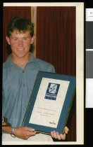 Image of Todd Burtenshaw  - Timaru Herald Photographs, Personalities Collection