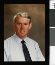 Image of Gary Busfield - Timaru Herald Photographs, Personalities Collection