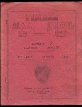 Image of Timaru Main School 1894-1949 : souvenir of platinum jubilee -