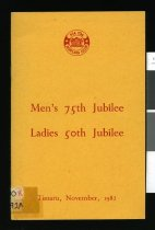 Image of Kia Toa Bowling Club : Men's 75th jubilee, Ladies 50th jubilee, Timaru November 1982 -