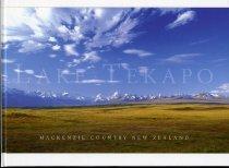Image of Lake Tekapo : Mackenzie country New Zealand - Mason, Geoff