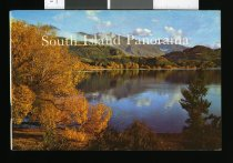 Image of South Island panorama - Goodall, Gladys M, Photographer