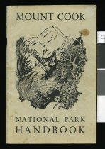 Image of Mount Cook National Park handbook - Packard, W P (ed.)