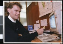 Image of Steve Carbines - Timaru Herald Photographs, Personalities Collection