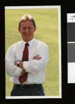 Image of Malcolm Campbell, rugby coach - Timaru Herald Photographs, Personalities Collection