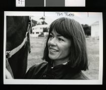Image of Susie Carr - Timaru Herald Photographs, Personalities Collection