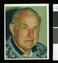 Image of Roy Carroll - Timaru Herald Photographs, Personalities Collection