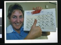Image of Charge Nurse Paula Carstensen - Timaru Herald Photographs, Personalities Collection