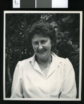 Image of Flo Carter - Timaru Herald Photographs, Personalities Collection