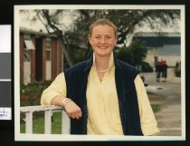 Image of Kate Cartwright - Timaru Herald Photographs, Personalities Collection