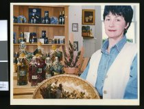 Image of Wendy Caswell - Timaru Herald Photographs, Personalities Collection