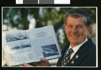 Image of Gordon Chambers - Timaru Herald Photographs, Personalities Collection