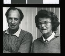 Image of Gordon and Maureen Chittock - Timaru Herald Photographs, Personalities Collection