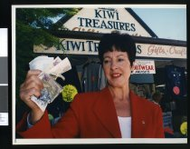 Image of Dawn Clark - Timaru Herald Photographs, Personalities Collection
