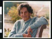 Image of Freda Clarke - Timaru Herald Photographs, Personalities Collection