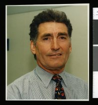 Image of Gary Clarke - Timaru Herald Photographs, Personalities Collection