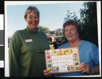Image of Marthy Cloake and Judy Thyne