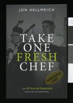 Image of Take one fresh chef - Hellmrich, Jon