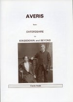 Image of Averis from Oxfordshire to Kingsdown and beyond  - Smith, Carole