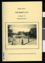 Image of More about the Brien lot, A sequel to the Brien plot : the descendants of George and Thomas Brien of Timaru. - O'Donnell, Margaret