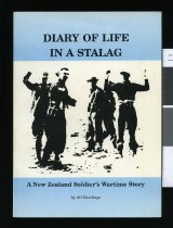 Image of Diary of life in a stalag : a New Zealand soldier's wartime story  - Rawlings, Alf